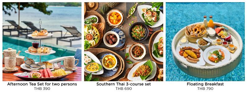 My Beach Resort Phuket Dining Offers