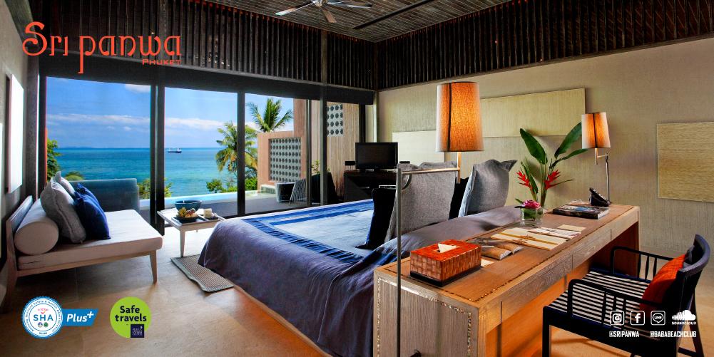 Pool Suite East Ocean View - Sri panwa Phuket