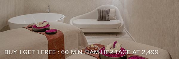 amaranth spa by HARNN