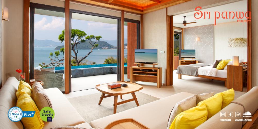 Penthouse Ocean View - Sri panwa Phuket