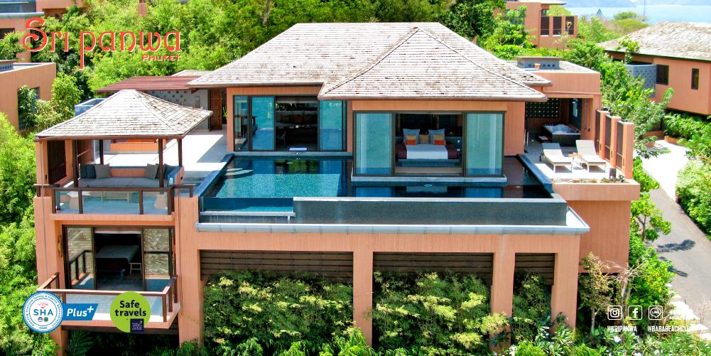 2BR Luxury Pool Villa - Sri panwa Phuket