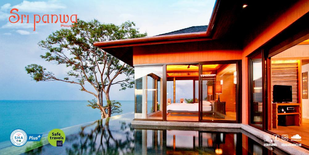 1BR Luxury Pool Villa Ocean View