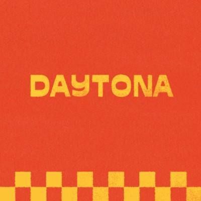 Daytona - The Blue Flamingo