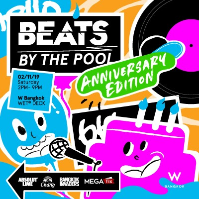 Beats by the Pool - Anniversary