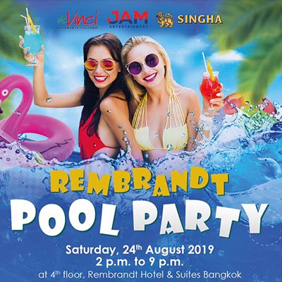 Rembrandt Pool Party