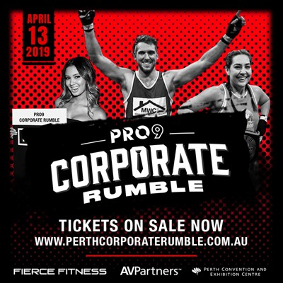 PRO9 Corporate Rumble - Table of 10