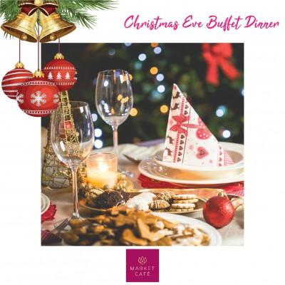 Christmas Eve Buffet Dinner at Market Café