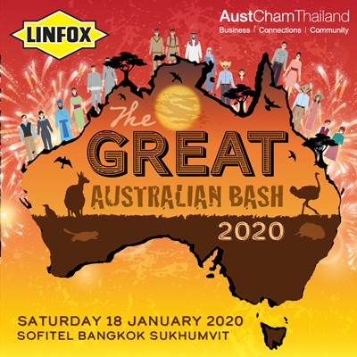 AUSTCHAM The Great Australian Bash 2020 sponsored by Linfox