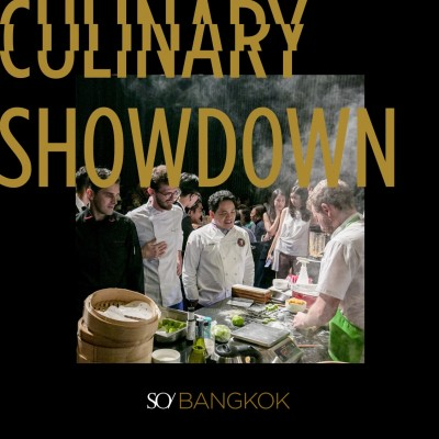 THE CULINARY SHOWDOWN