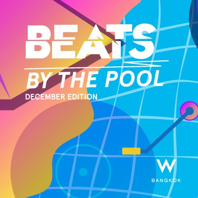 Beats by the Pool - December