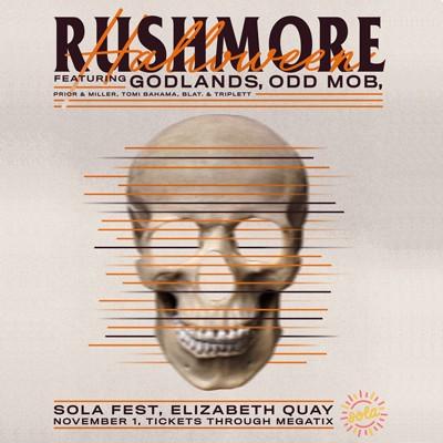 Rushmore Halloween - Elizabeth Quay