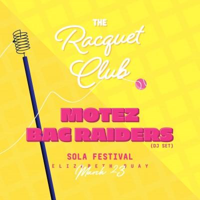 The Racquet Club: Elizabeth Quay