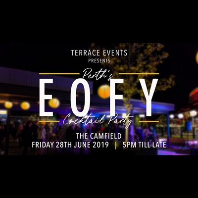 Perth's EOFY Cocktail Party