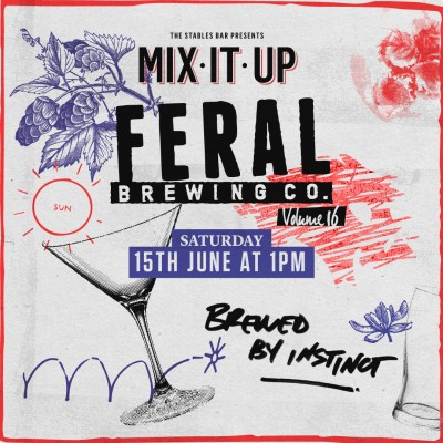 Mix It Up - Feral Brewing Co.