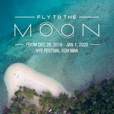 Fly To The Moon 2020 - NYE Festival
