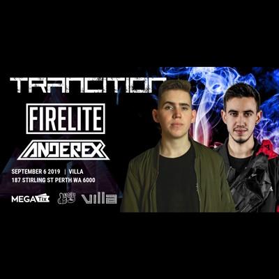 Trancition presents Firelite & Anderex