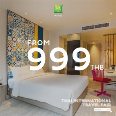 26th Thai International Travel Fair - Ibis Styles Phuket City