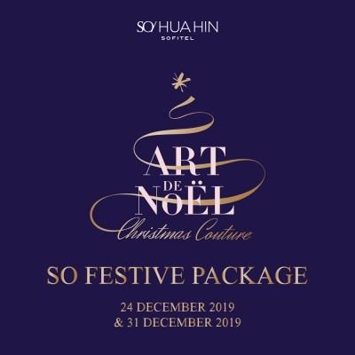 ART DE NOEL - SO FESTIVE PACKAGE 2019