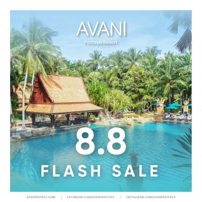 Flash Sale 8.8 | Avani Pattaya Resort