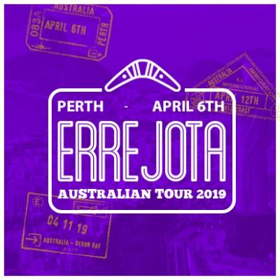 Errejota Australian Tour 2019 - Perth WA