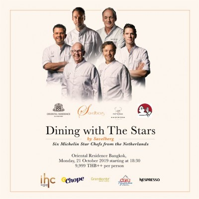 Dining with the The Stars