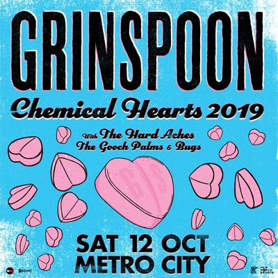GRINSPOON - Chemical Hearts 2019