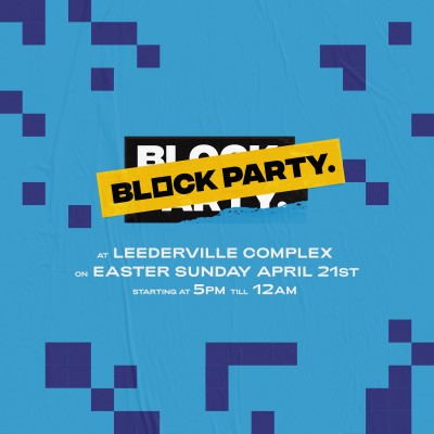 Block Party || Leederville || Easter Sunday