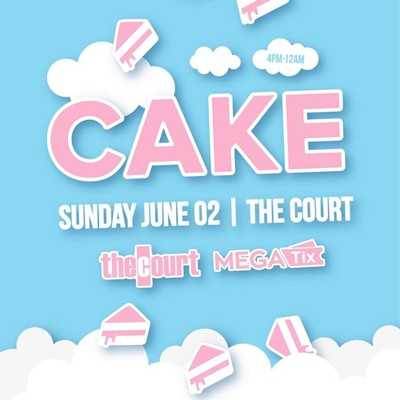 CAKE WA Day Long Weekend at The Court