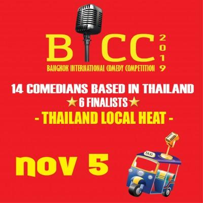 BICC 2019: Thailand Local Heat