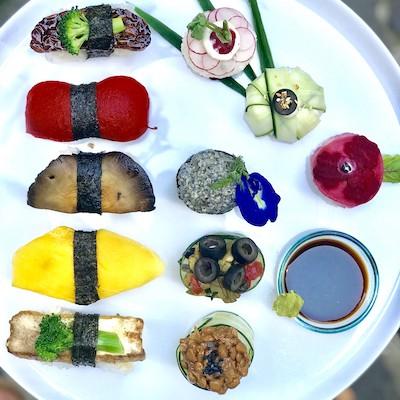 Vegan Sushi 4-Day Intensive - 19-22 August 2019