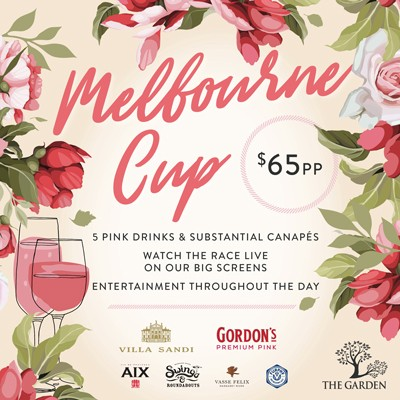 Melbourne Cup at The Garden