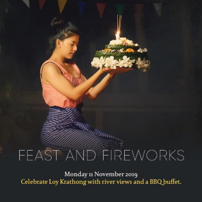 FEAST AND FIREWORKS