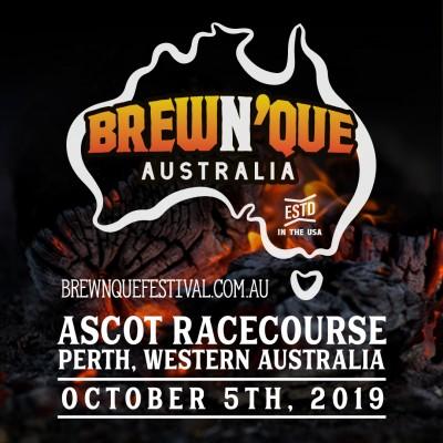 Brew N' Que - Perth 2019