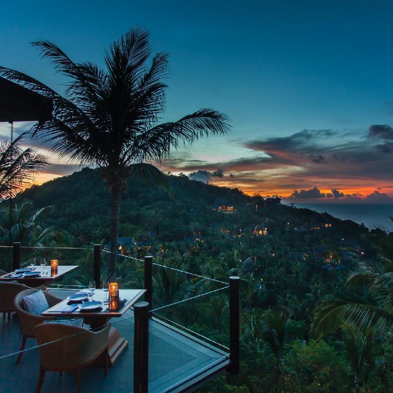 Stay & Dine at Four Seasons Resort Koh Samui   1st Megatix Digital Travel Fair