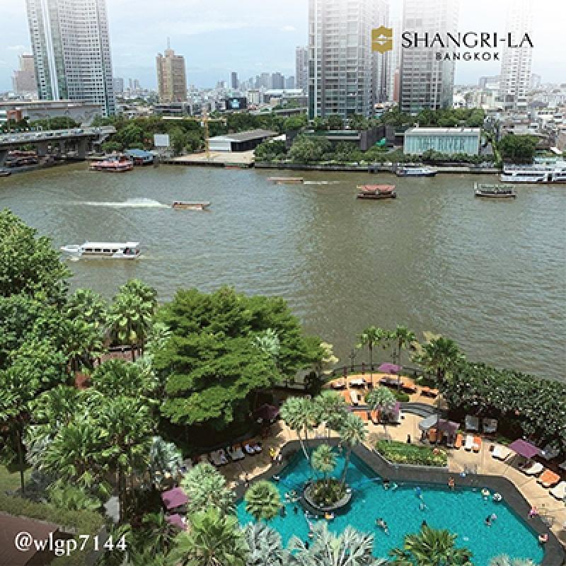 Shangri-La Bangkok   1st Megatix Digital Travel Fair