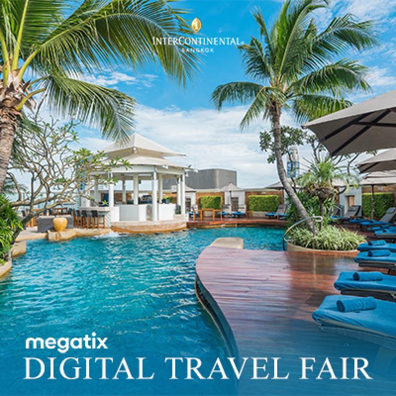 InterContinental Bangkok   1st Megatix Digital Travel Fair