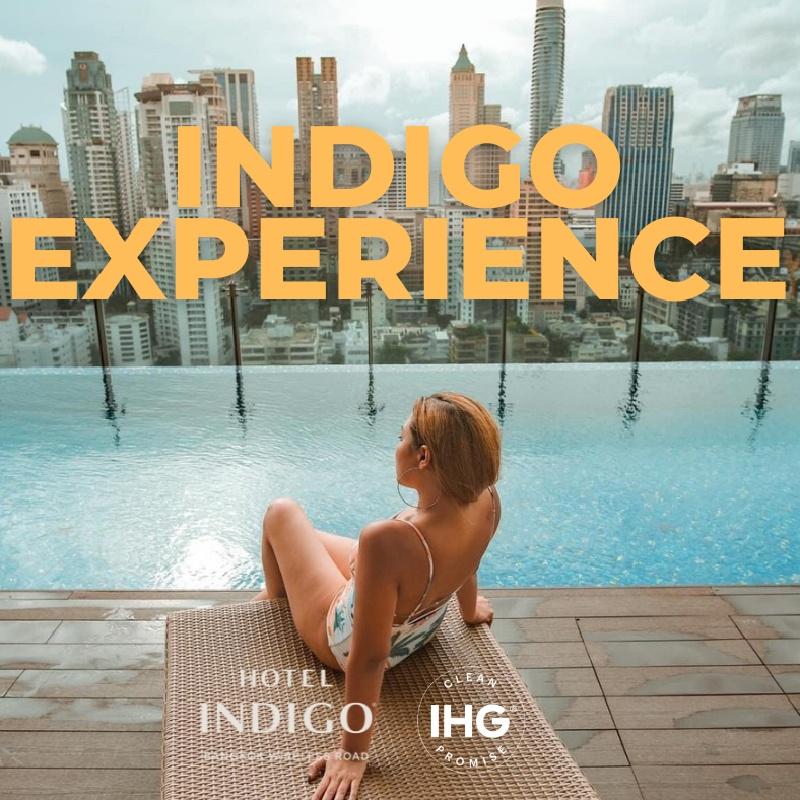 Indigo Experience -1st Megatix Digital Travel Fair