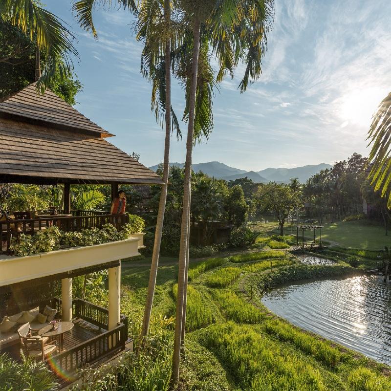 Stay & Dine at Four Seasons Resort Chiang Mai   1st Megatix Digital Travel Fair