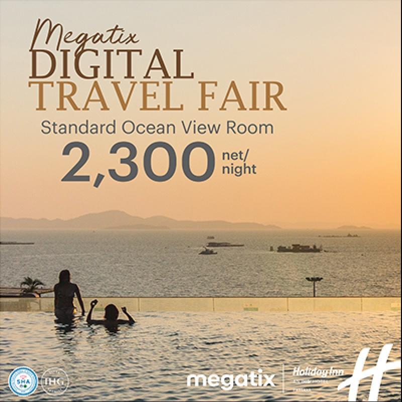 1st Megatix Digital Travel Fair - Holiday Inn Pattaya