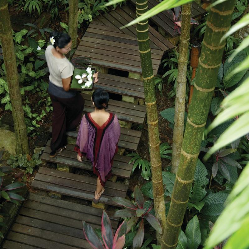 The Secret Garden Spa at Four Seasons Resort Koh Samui