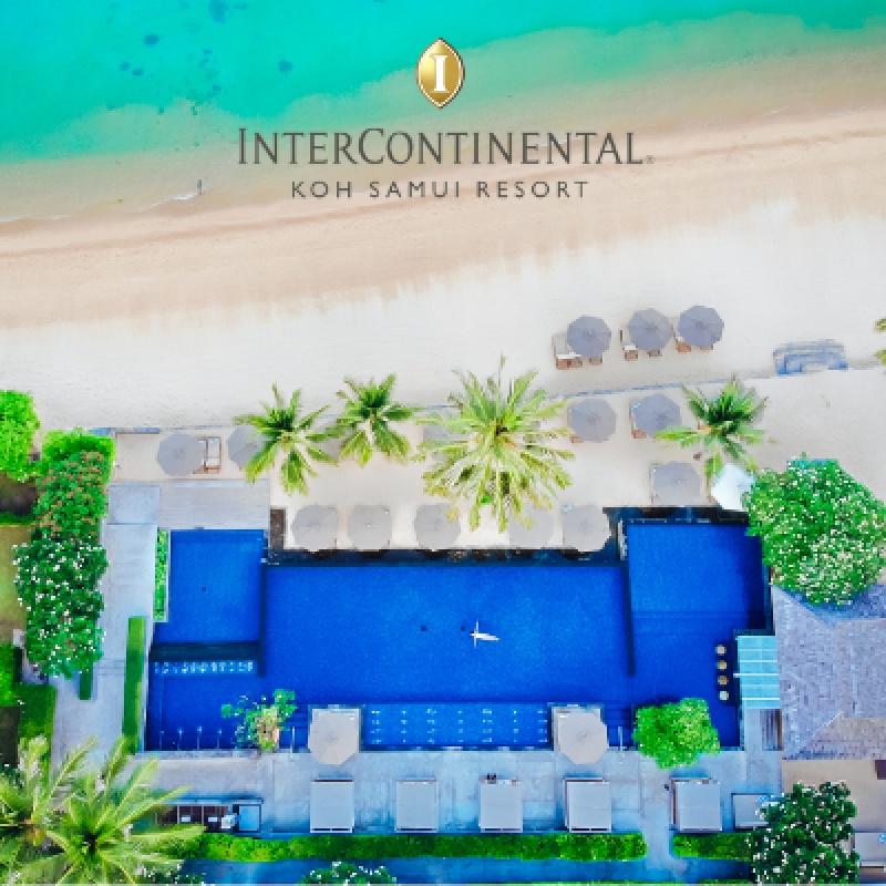 Staycation In Style   InterContinental Koh Samui Resort   1st Megatix Digital Travel Fair