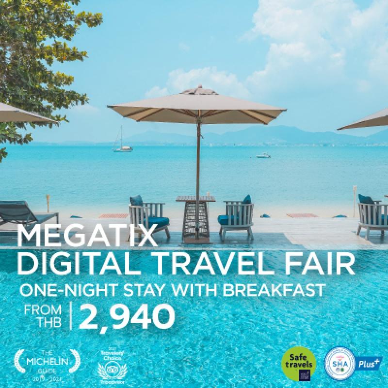 My Beach Resort Phuket   Megatix Digital Travel Fair