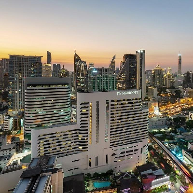 1st Megatix Digital Travel Fair    JW Marriott Hotel Bangkok