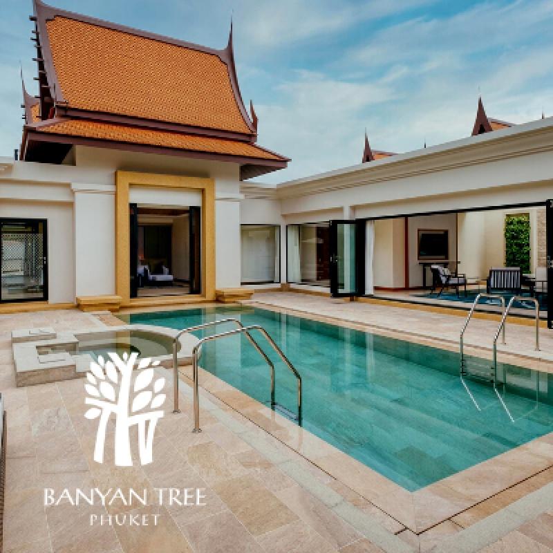 Banyan Tree Phuket - Your Phuket Escape