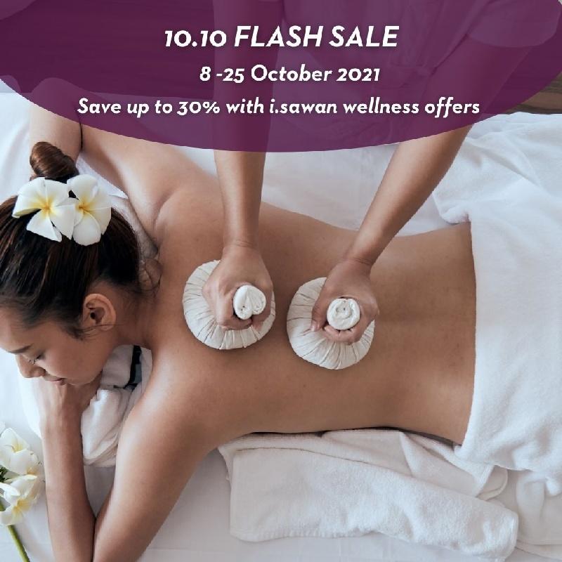 10.10 Flash Sales | Wellness offers from i.sawan
