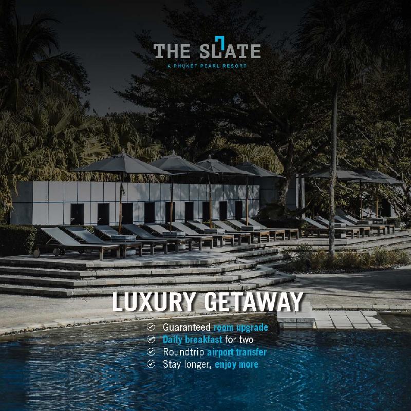 The Slate | Luxury Getaway