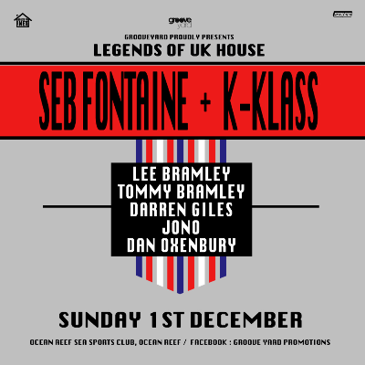 Legends of UK House