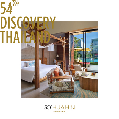 54 Thai Tiew Thai | SO Sofitel Hua Hin | Weekday 2020 Room Voucher