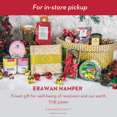 Erawan Hamper from Erawan Bakery (For in-store pickup only )