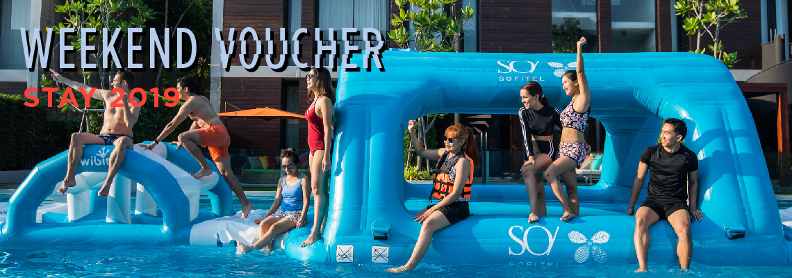 53 Thai Tiew Thai | SO Sofitel Hua Hin • Weekend 2019 Room Voucher